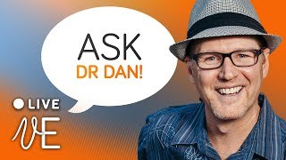 Ask Your Singing Questions | LIVE HANGOUT With #DrDan 🔴