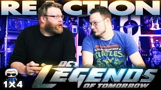 """Legends of Tomorrow 1x4 REACTION!! """"White Knights"""""""