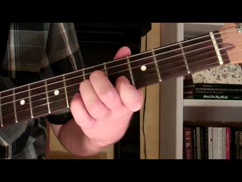How To Play the Eb6 Chord On Guitar (E flat sixth) 6th