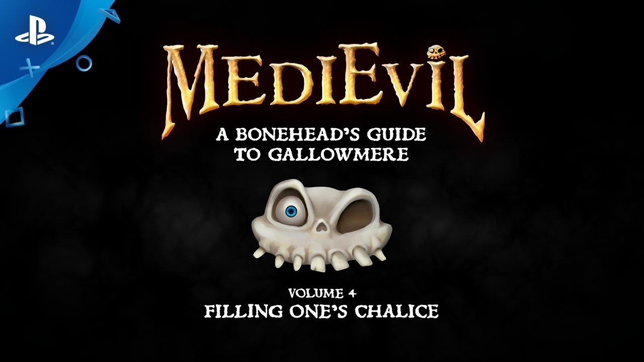 MediEvil: A Bonehead's Guide to Gallowmere – Volume 4