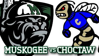 Choctaw at Muskogee