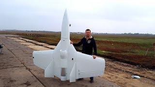 Homemade plane with HANDMADE jet engine