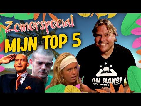 Mijjn top 5 : Jensen