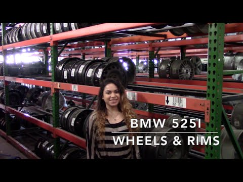 Factory Original BMW 525i Wheels & BMW 525i Rims – OriginalWheels.com