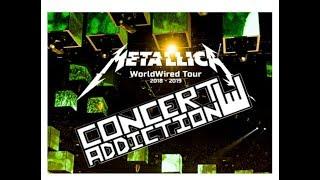Metallica Announces 2018 North American Tour Dates