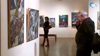 В Музее изобразительных искусств открылась выставка работ Дмитрия Кондратьева «Птица добрая…»