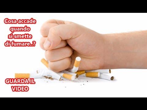 I mezzi di smettere di fumare in targhe