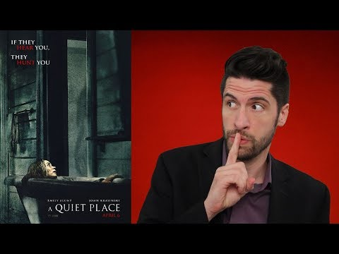 A Quiet Place – Movie Review