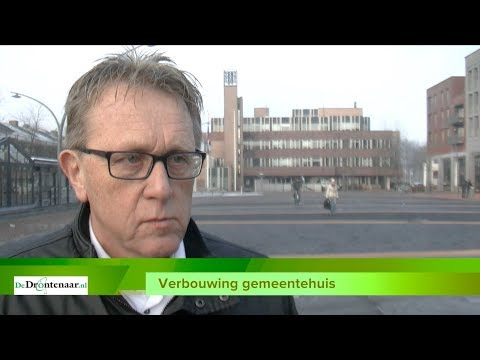 Wethouder Oosterveld stopt; verantwoordelijk voor gemeentehuis en afvalcontainers