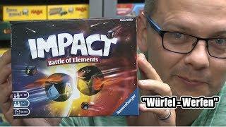 Impact (Ravensburger) - ab 8 Jahre ... ehemals Der Grosse Wurf