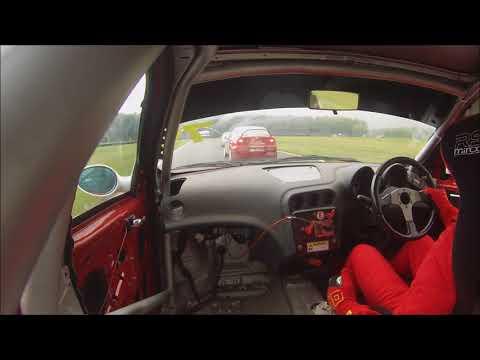 Cadwell Park 2018 – Race 1 – Dave Messenger