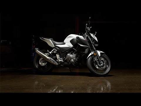 Honda CB300F Reviewed at Honda Extreme Edmonton Demo Days