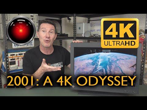 EEVblog #1215 - $18,000 4K Monitor Teardown From 2001!