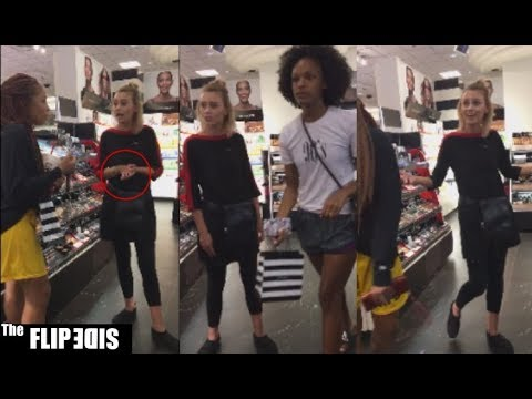 Sephora Employee Racially Profiles Black Women