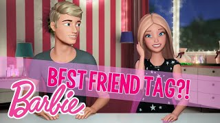 Best Friend Tag With Ken! | Barbie Vlogs