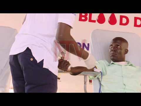 Ugandans urged to regularly donate blood