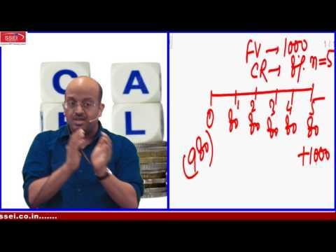 Actuaries   Actuarial Science CT 1      Video Classes Online CHAPTER 1 CASH FLOW MODEL Part 1