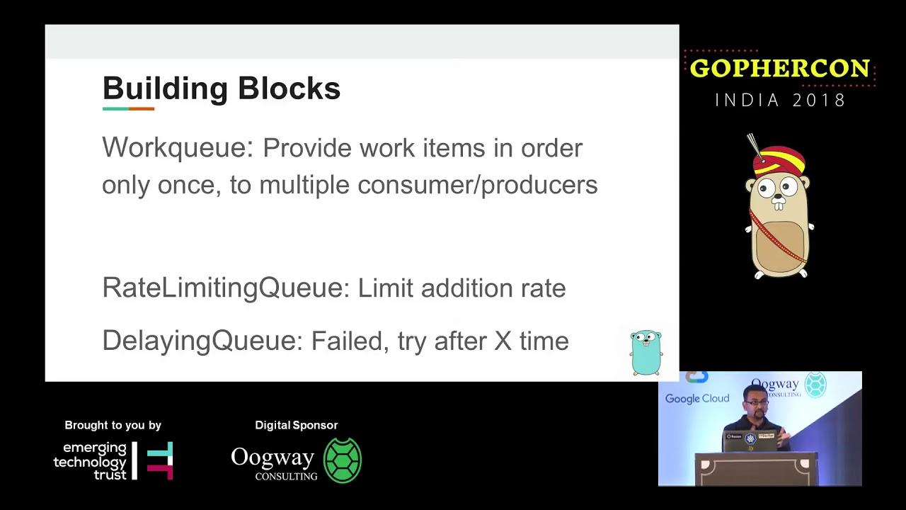 Using Kubernetes API Effectively with Golang
