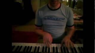 Hello Goodnight Aquabats piano cover