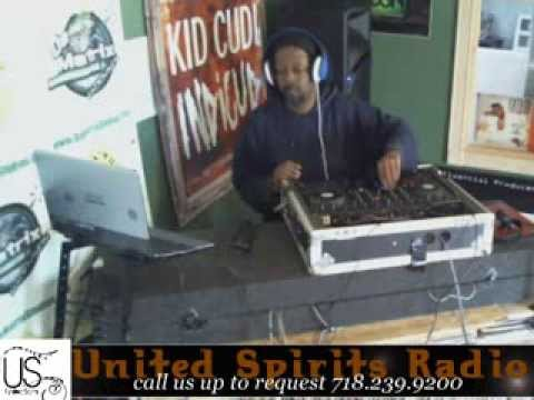 United Spirits Radio With Guest DJ Chris Perry
