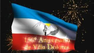 preview picture of video 'Municipalidad Villa Dolores - ANIVERSARIO 156'