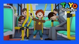 Tayo Phần đặc biệt l #58 Có một phù thủy trong xe buýt l Phim hoạt hình cho trẻ em