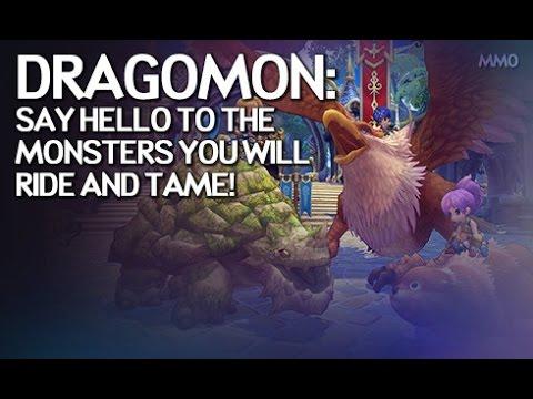 The Dragomon Showcased