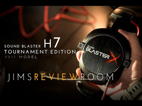 Creative Sound Blaster H7 Tournament Edition - REVIEW Mp3