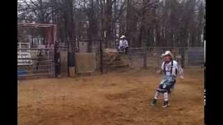 Hunter Jones Freestyle Bullfight