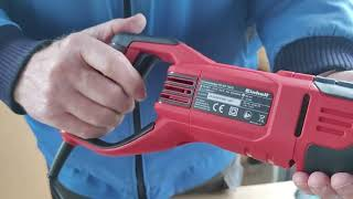 Welche Säbelsäge ist die Beste - Werkzeugtest von Einhell Parkside Bosch - Säbelsäge mit Kabel