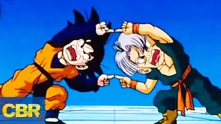 The Best Training Scenes In Dragon Ball