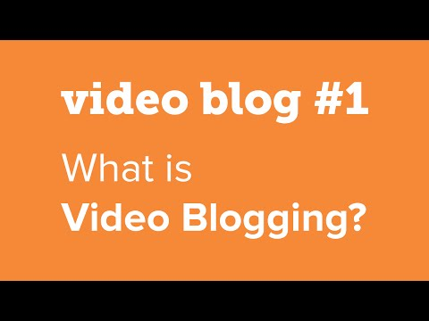 Render Perfect Vlog #1 - What Is Video Blogging?
