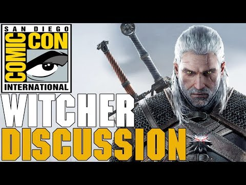 Netflix's The Witcher | The Next Game of Thrones? - Comic Con Panel Discussion