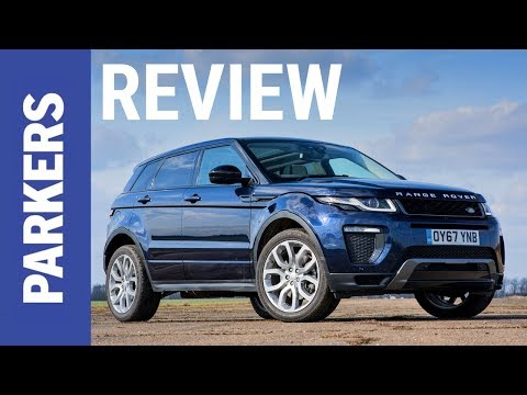 Land Rover Range Evoque 2017 2019 Review Video