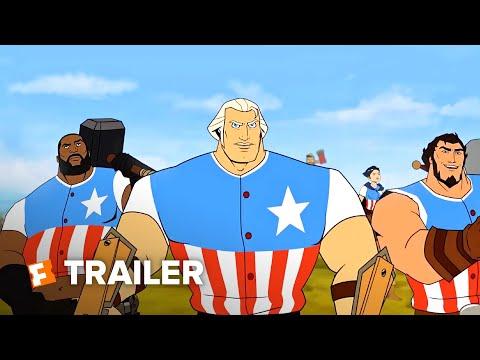 Musique de la pub Movieclips Trailers America: The Motion Picture Trailer #1 (2021) Mai 2021