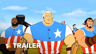 America: The Motion Picture Trailer #1 (2021) | Movieclips Trailers