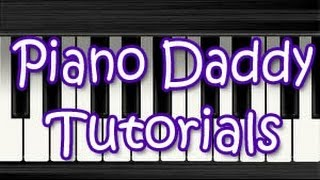 Tu Hi Mera (Jannat 2) Piano Tutorial ~ Piano Daddy - YouTube