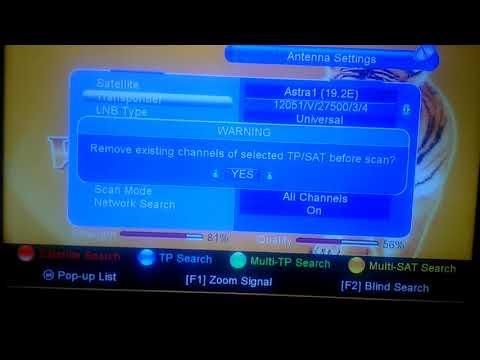 Zoom Signal In Tiger T8 High Class V2 - смотреть онлайн на Hah Life