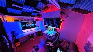 Custom Built Game Room   Tour & Setup   Birthday Release June 11th 2018