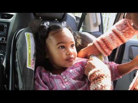 Is it time to move to a forward-facing car seat?