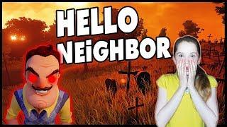 СТРАШНАЯ ТАЙНА СОСЕДА! СЛОМАЛА ИГРУ?/ Hello Neighbor #3