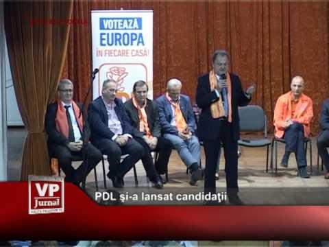 PDL şi-a lansat candidaţii în Băicoi şi Câmpina