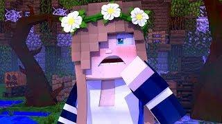 NAOMI RETURNS! (Little Carly Minecraft).