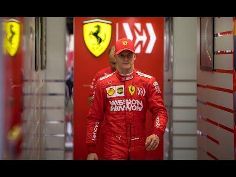 O que se tira dos testes da F1? Que Schumacher já pressiona Giovinazzi para 2020 | GP às 10