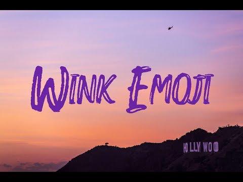 Yung Pinch feat GASHI - Wink Emoji (Lyrics Video)