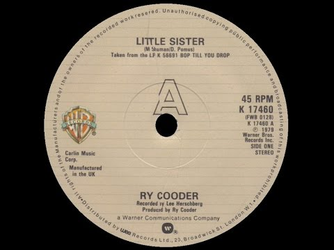 [1979] Ry Cooder • Little Sister
