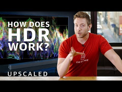 HDR10, Dolby Vision, and HLG: How does high dynamic range video work? | Upscaled