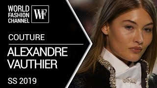 Alexandre Vauthier | Couture SS 2019