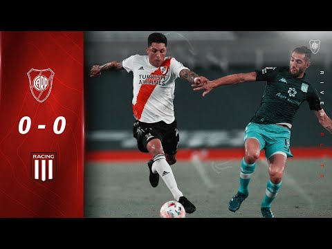RIVER 0 - RACING 0 [RESUMEN COMPLETO - HD]
