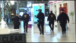 Mayor: Male shot in wrist at New Jersey mall on Black Friday